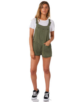 MOSS WOMENS CLOTHING ELEMENT PLAYSUITS + OVERALLS - 276864M08