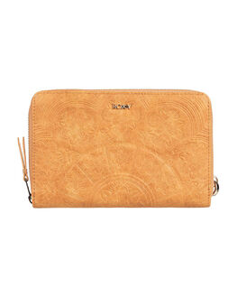 CASHEW WOMENS ACCESSORIES ROXY PURSES + WALLETS - ERJAA03709-CML0