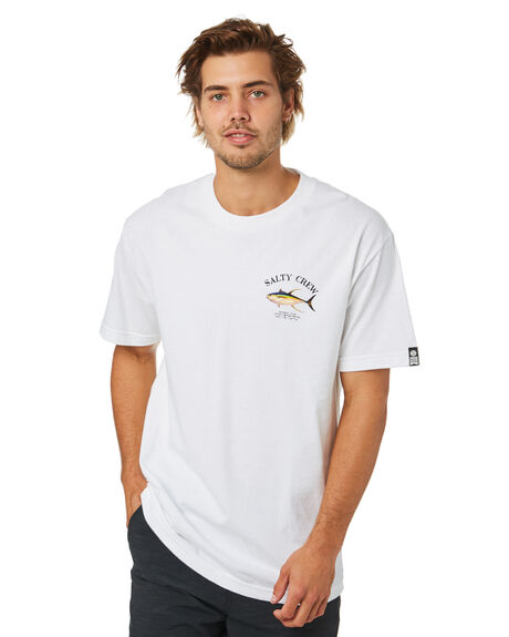 WHITE MENS CLOTHING SALTY CREW TEES - 20035039WHT