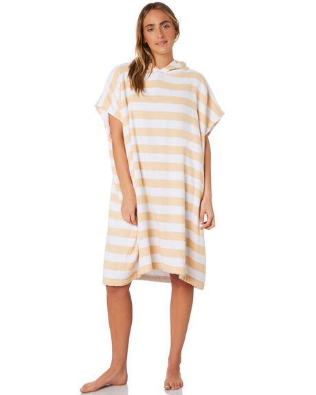 MUSTARD WOMENS ACCESSORIES RIP CURL TOWELS - GTWCW11041