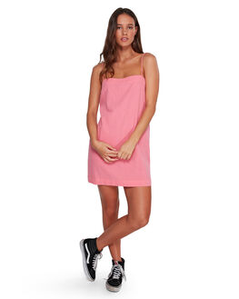 STRAWBERRY WOMENS CLOTHING BILLABONG DRESSES - BB-6592471-ST2