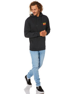 PIGMENT BLACK MENS CLOTHING SANTA CRUZ JUMPERS - SC-MFB0623PIGBK