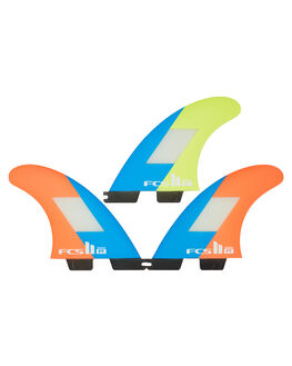 NEON BOARDSPORTS SURF FCS FINS - FFTM-PC02-TS-RNEO