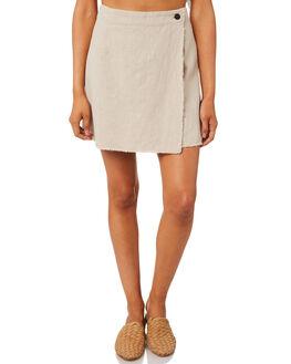 SABLE WOMENS CLOTHING RUSTY SKIRTS - SKL0447SAB