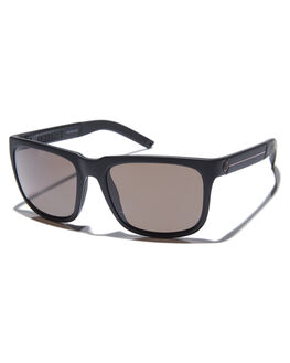 MATTE BLK RED STRIPE MENS ACCESSORIES ELECTRIC SUNGLASSES - EE15165269MBKRS