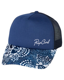 NAVY WOMENS ACCESSORIES RIP CURL HEADWEAR - GCAGJ10049