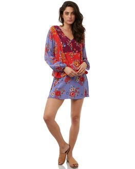 CHAMBREY WOMENS CLOTHING TIGERLILY SKIRTS - T385272CHAM