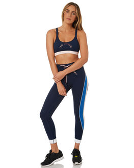INDIGO MULTI WOMENS CLOTHING THE UPSIDE ACTIVEWEAR - UPSW418021INDML