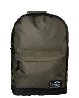 MOSS GREEN MENS ACCESSORIES ELEMENT BAGS - 174481AMGRN