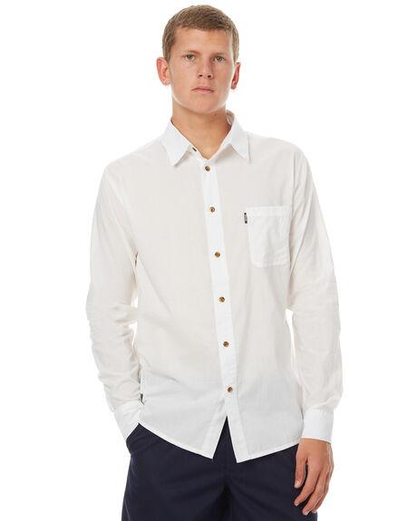BLANC MENS CLOTHING AFENDS SHIRTS - 05-02-116BLANC