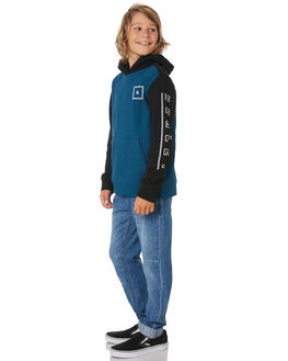 BLUE FORCE KIDS BOYS HURLEY JUMPERS + JACKETS - BB99994HM