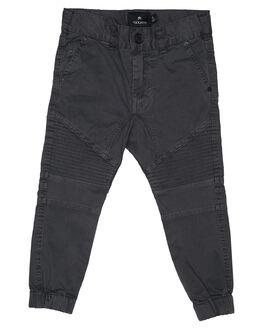 CHARCOAL KIDS TODDLER BOYS ST GOLIATH PANTS - 2802022CHAR