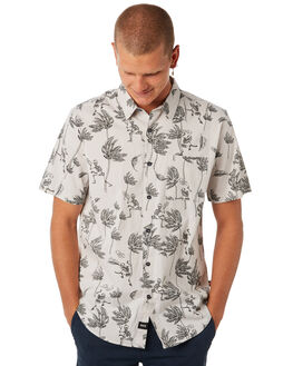 BONE MENS CLOTHING GLOBE SHIRTS - GB01814014BONE
