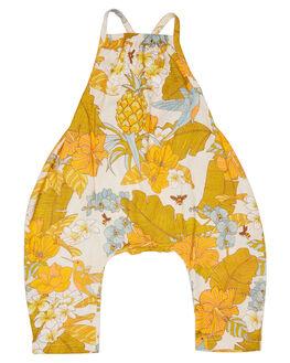 WAIMEA VALLEY KIDS BABY MUNSTER KIDS CLOTHING - LM192JS03WAIV