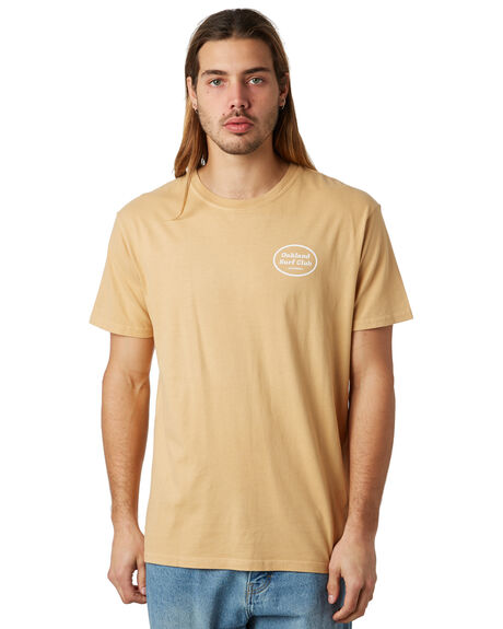 SAND OUTLET MENS OAKLAND SURF CLUB TEES - SU18-T3-SSAND