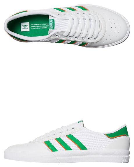 Adidas Originals Lucas Premiere Adv Shoe - White Green White ... 8fb82598d