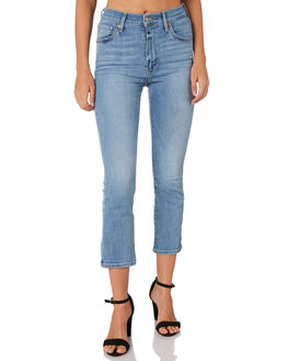 LATE TO THE GAME WOMENS CLOTHING LEVI'S JEANS - 72939-0001LAT