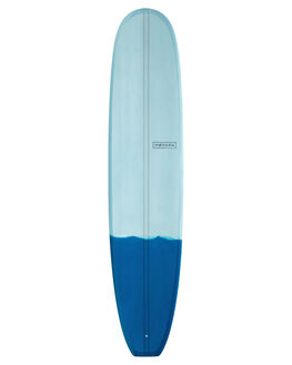TWO TONE BLUE BOARDSPORTS SURF MODERN LONGBOARDS GSI SURFBOARDS - MD-RETROPU-BLT