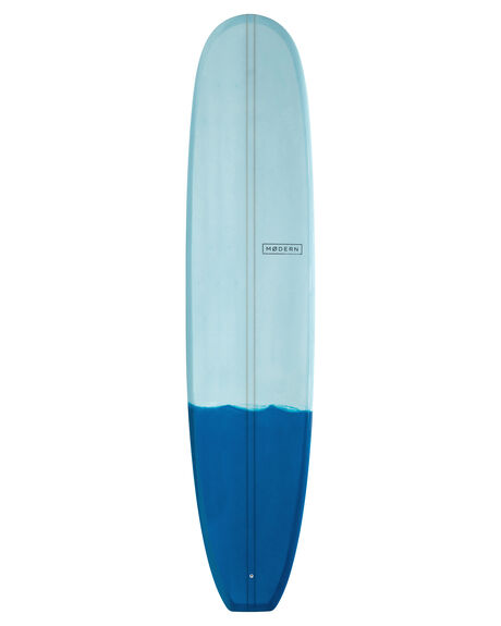 TWO TONE BLUE BOARDSPORTS SURF MODERN GSI SURFBOARDS - MD-RETROPU-BLT