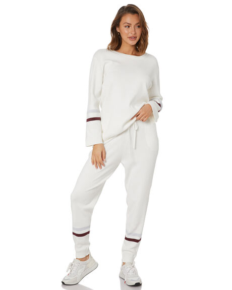 WHITE WOMENS CLOTHING THE UPSIDE ACTIVEWEAR - USW221059WHT