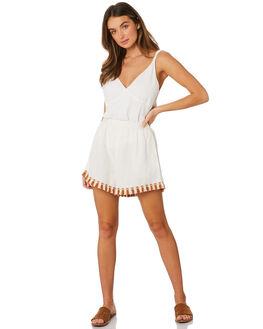 BLANC WOMENS CLOTHING TIGERLILY SHORTS - T391301BLN