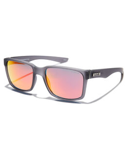 XTAL SMOKE MENS ACCESSORIES LIIVE VISION SUNGLASSES - L0602AXTAS