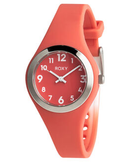 PINK WHITE KIDS GIRLS ROXY WATCHES - ERGWA03000XMMW
