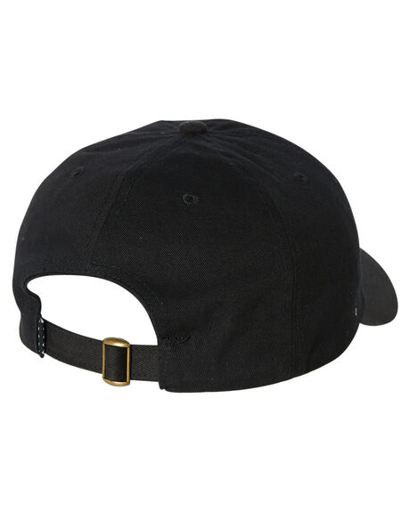 BLACK MENS ACCESSORIES SWELL HEADWEAR - S52031611BLACK