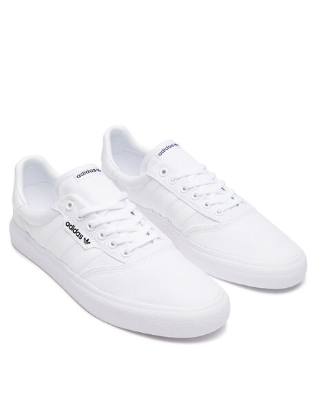 WHITE MENS FOOTWEAR ADIDAS SNEAKERS - B22705WHI