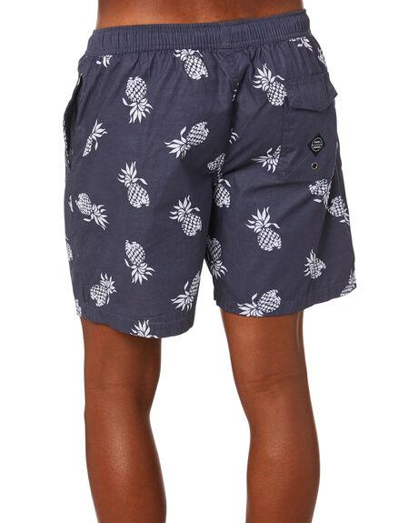 NAVY MENS CLOTHING SWELL BOARDSHORTS - S5202238NAVY