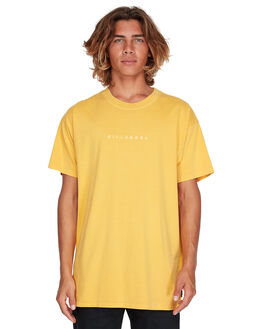 LIGHT MUSTAR MENS CLOTHING BILLABONG TEES - BB-9595009-LM3