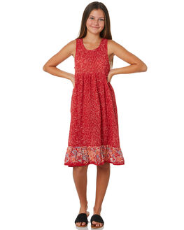 HOLIDAY VINE KIDS GIRLS THE HIDDEN WAY DRESSES + PLAYSUITS - H6202446HOLVN