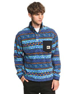 BLACK HERITAGE MENS CLOTHING QUIKSILVER JUMPERS - EQYFT04095-KVJ6
