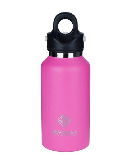 PEACH PINK WOMENS ACCESSORIES REVOMAX DRINKWARE - DWF-12225B