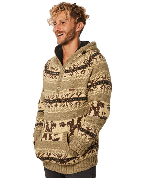 ASSORTED MENS CLOTHING THE CRITICAL SLIDE SOCIETY KNITS + CARDIGANS - KT1833ASSRT