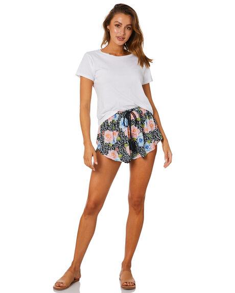 NAVY PEONY WOMENS CLOTHING O'NEILL SHORTS - 4722104NAP