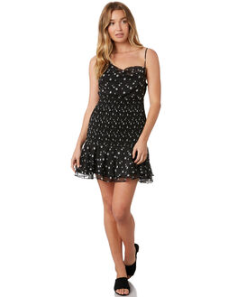 MOONFLOWER WOMENS CLOTHING THE EAST ORDER DRESSES - EO190516DMONF