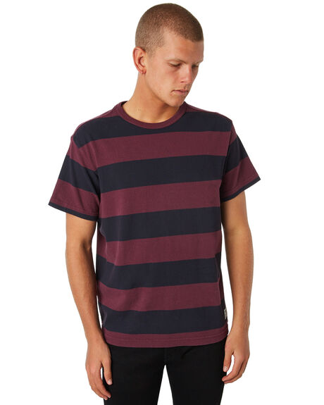 FIG PURPLE OUTLET MENS LEVI'S TEES - 39964-0013