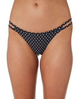 RUMBA DOTS WOMENS SWIMWEAR VITAMIN A BIKINI BOTTOMS - 900BDBW