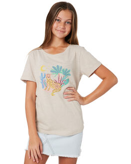 ECRU KIDS GIRLS SWELL TOPS - S6194003ECRU