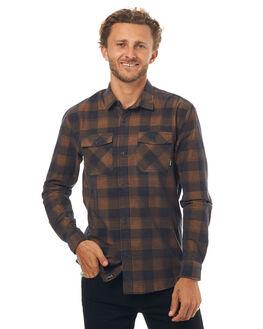 BRICK MENS CLOTHING DEPACTUS SHIRTS - D5171166BRICK