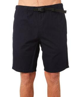 DARK NAVY MENS CLOTHING CARHARTT SHORTS - I020592-1CDNVY