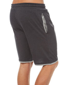 BLACK HEATHER MENS CLOTHING RVCA SHORTS - R371316BHE
