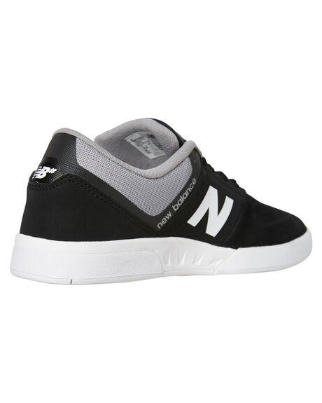 BLACK WHITE MENS FOOTWEAR NEW BALANCE SNEAKERS - NM533BI2BWHT