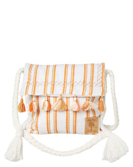 STRIPE WOMENS ACCESSORIES TIGERLILY BAGS + BACKPACKS - T482824STR