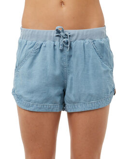 SUPA USED WOMENS CLOTHING RUSTY SHORTS - WKL0590SUP