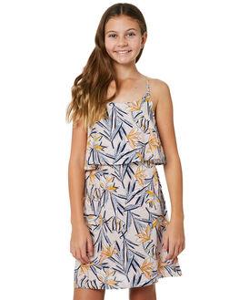 PEACH WHIP LAFITENIA KIDS GIRLS ROXY DRESSES - ERGWD03057MEK6