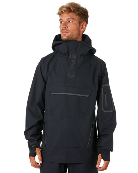 19b77cf3153 Oakley Shell 10K 2L Anorak Snow Jacket - Blackout