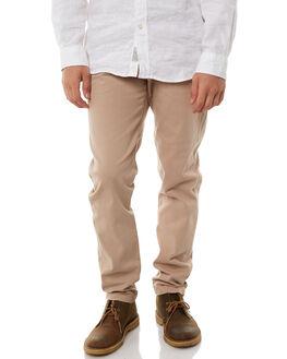 KHAKI MENS CLOTHING ACADEMY BRAND PANTS - 18W109KHA