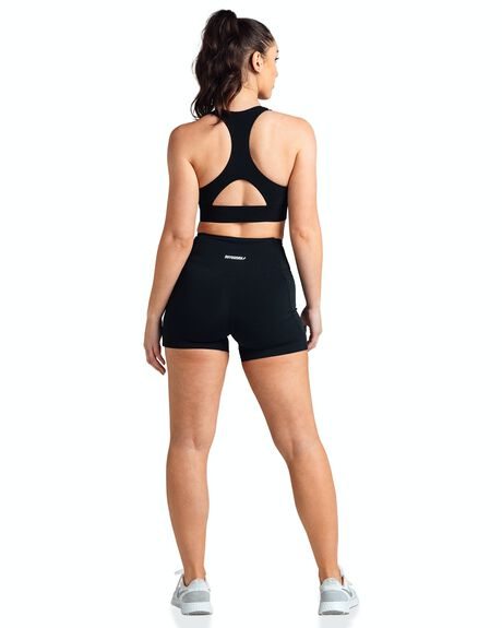 JET BLACK WOMENS CLOTHING DOYOUEVEN ACTIVEWEAR - G.16.XS